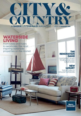Pleasing City Country Magazine Summer 2018 By Sherryfitzgerald Issuu Onthecornerstone Fun Painted Chair Ideas Images Onthecornerstoneorg