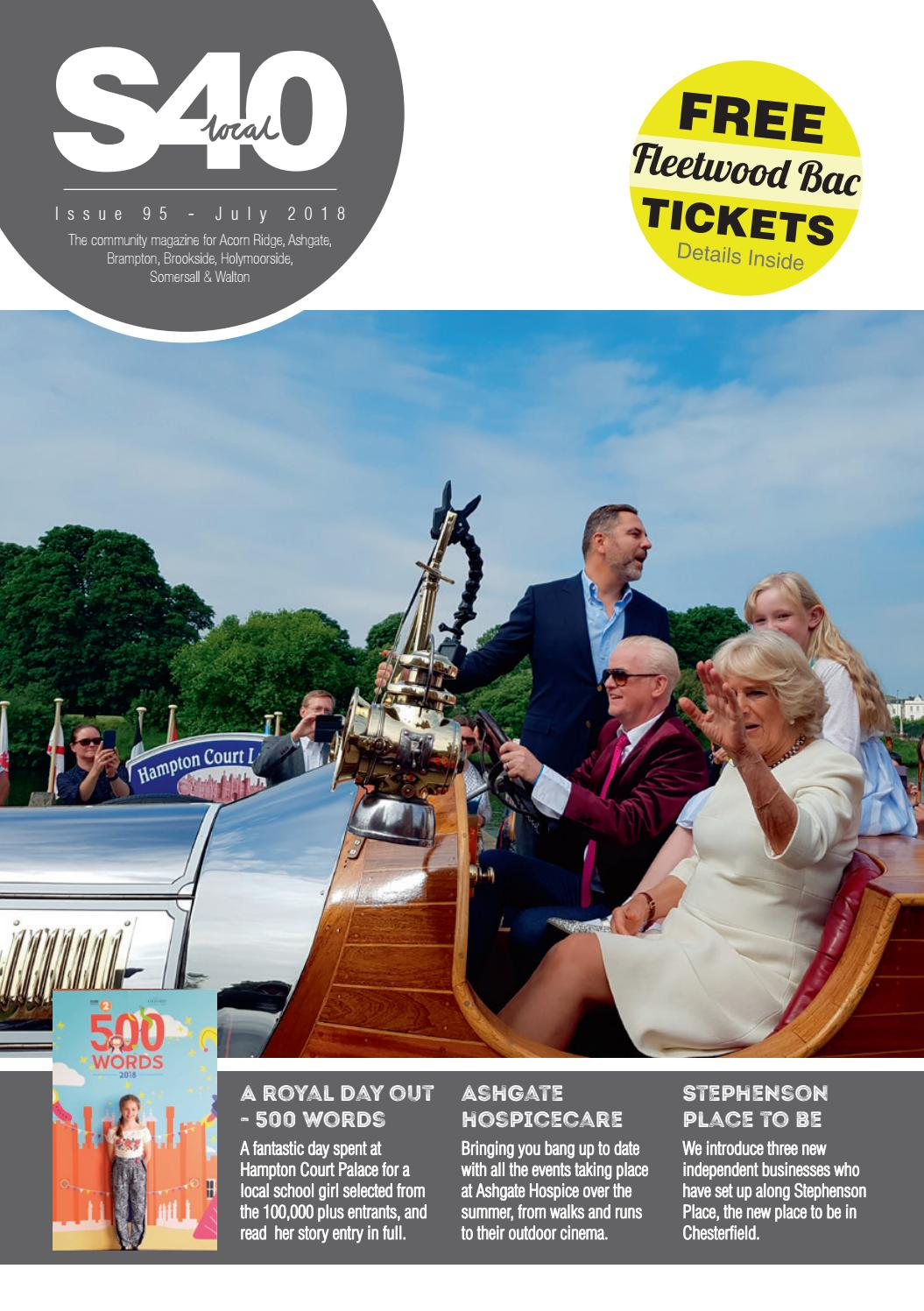 S40 local - 95 July 2018 by S40 Local - issuu