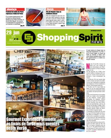 Jornal Shoppingspirit News 013 by Mediapearl 892f14a7a4bda