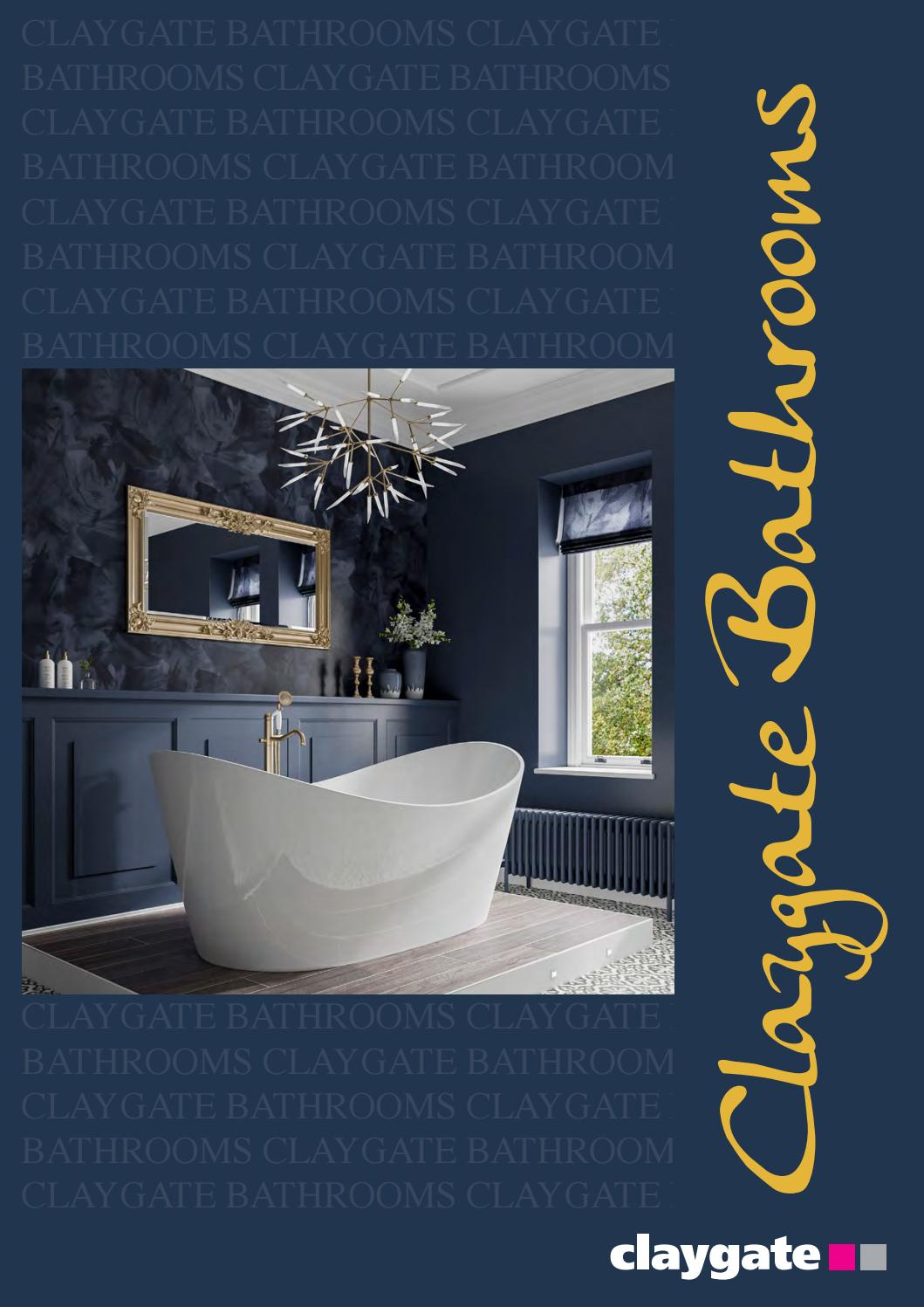 Claygate - Price Book - Issue 28 by Merlin Bathrooms - issuu