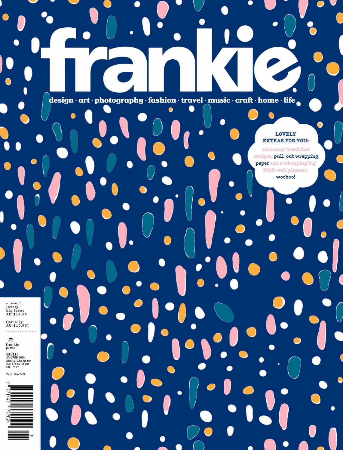 9bc254d842622c 2018 jan/feb frankie magazine by Frankie Tjoeng - issuu