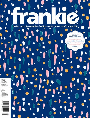474271710c2a 2018 jan feb frankie magazine by Frankie Tjoeng - issuu