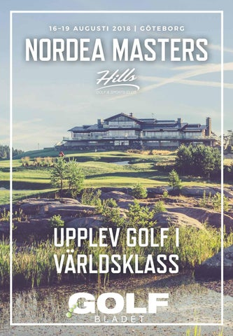 Det svenska golfundret stenson var nya stjarna