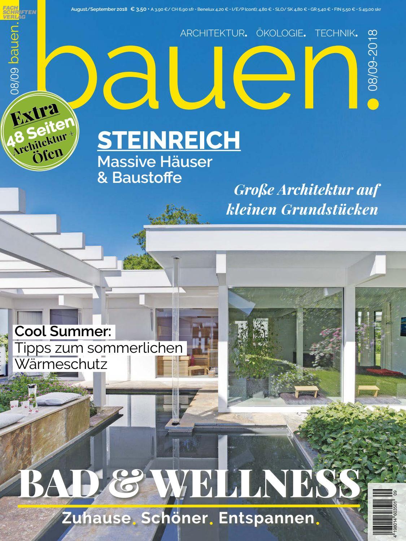 Bauen 8 9 2018 By Fachschriften Verlag Issuu
