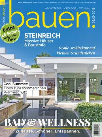 bauen 89 2018 by Fachschriften Verlag issuu