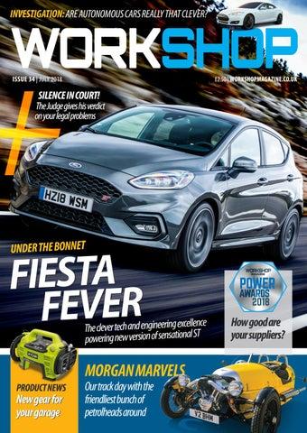 Workshop Magazine Issue 34 By Blackballmedia Issuu