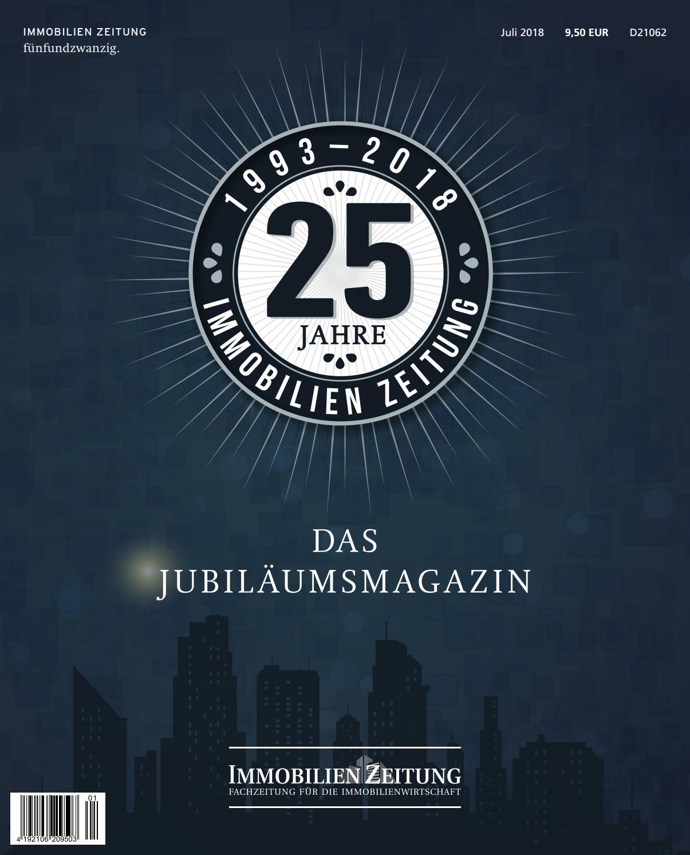 Jubiläumsmagazin Immobilien Das Zeitung Iz By 25 CQrdhtBsx