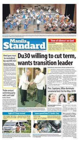 Manila Standard - 2018 July 10 - Tuesday by Manila Standard - issuu