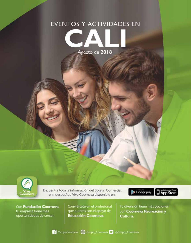 a5be88d00 Cali by Comunicacion Efectiva - issuu