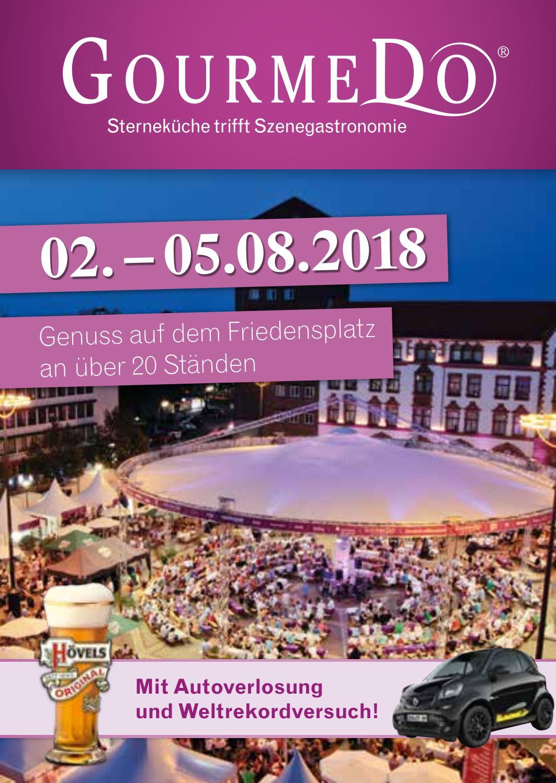 GourmeDo Programmheft 2018 by futec AG - issuu