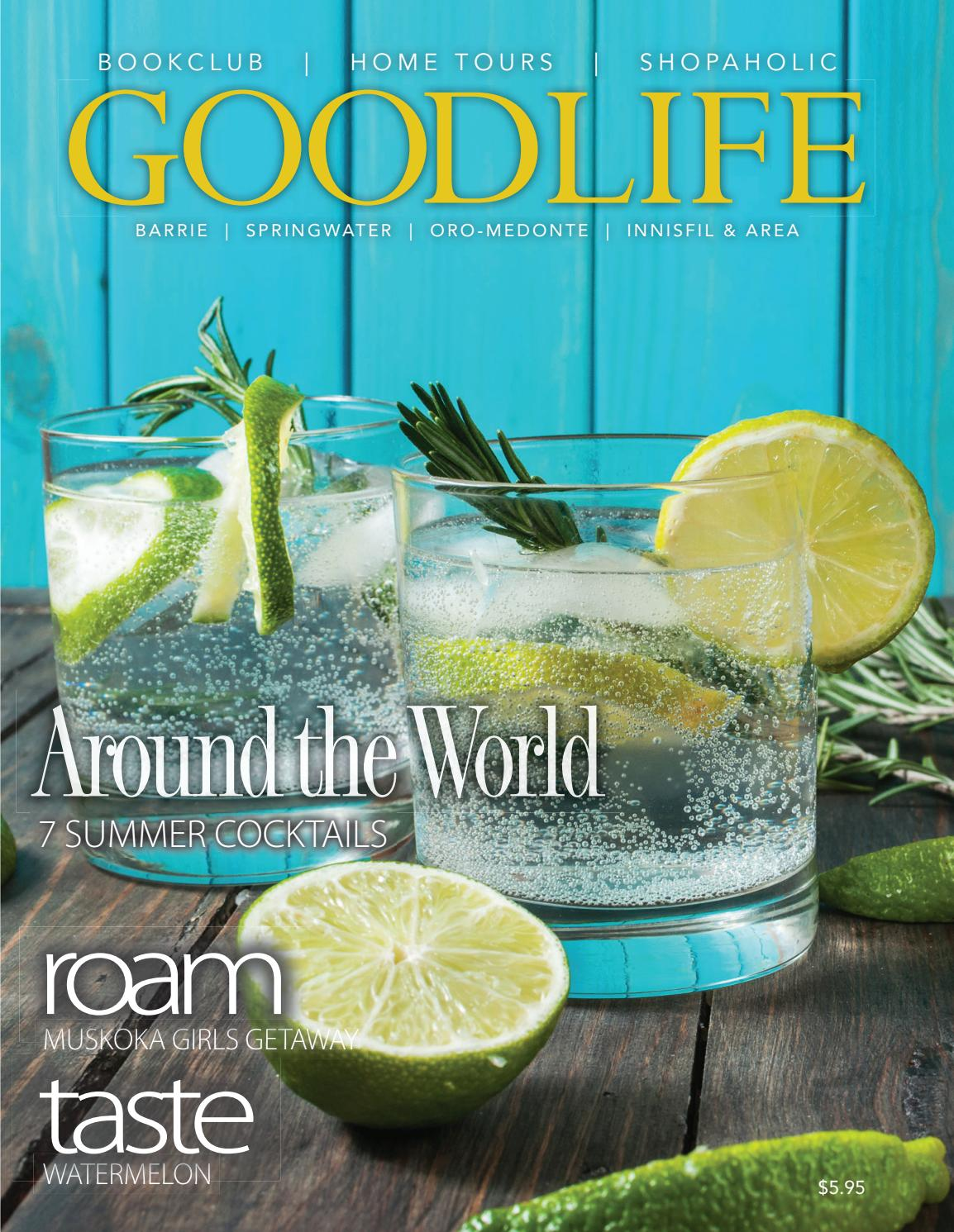 bd4581cc10e Goodlife Barrie July-August 2018 by GoodLife Magazine - Simcoe ...
