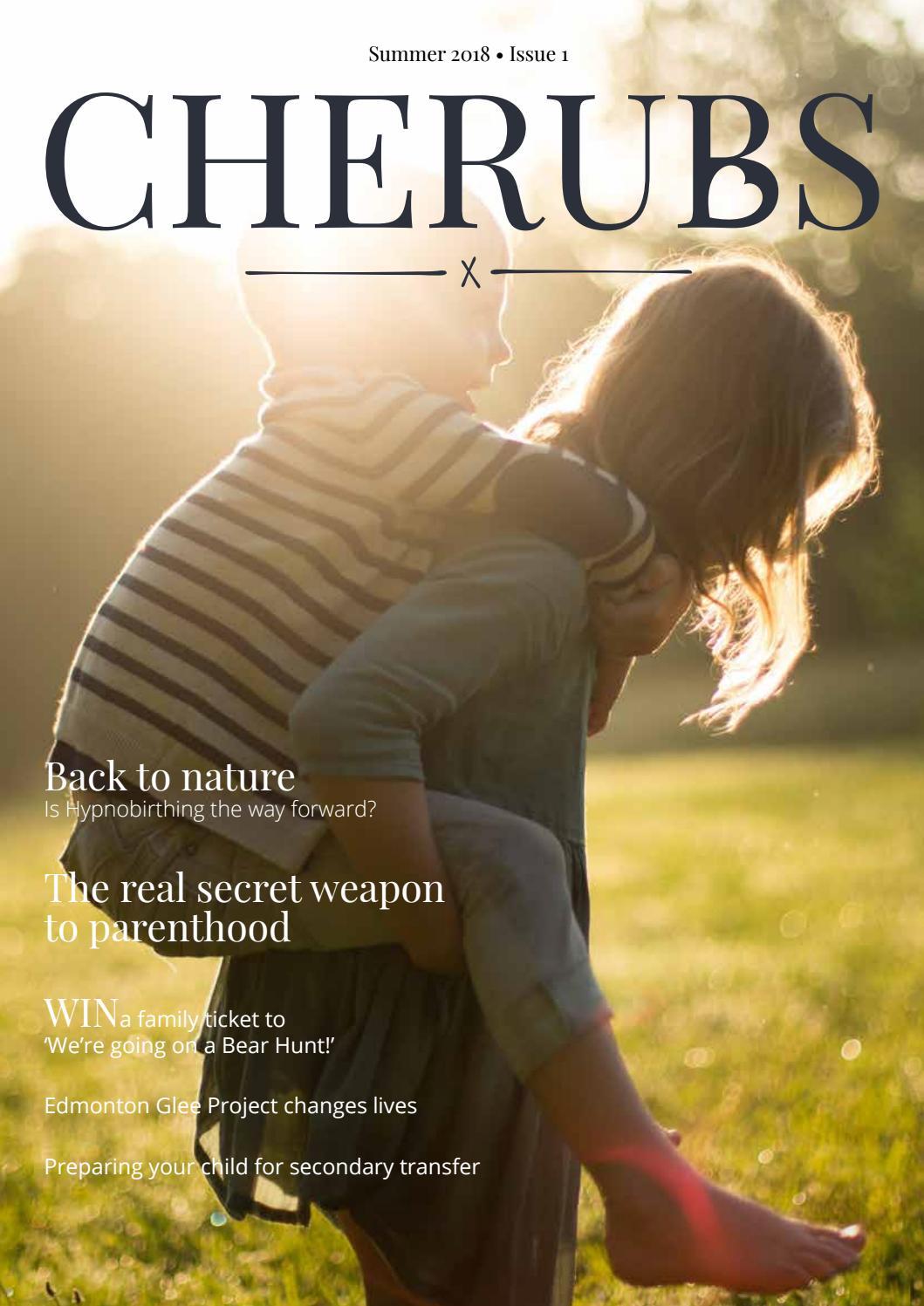 Cherubs Magazine Summer Edition 2018 By Cherubsmagazine