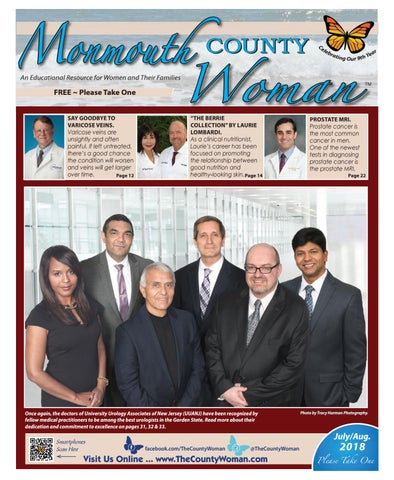 Monmouth County Woman Julyaugust 2018 By The County Woman Issuu