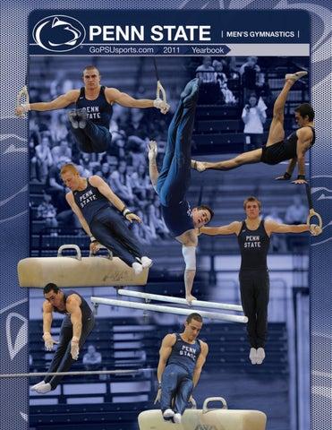 Penn State Men's Gymnastics 2010-11 by Penn State Athletics