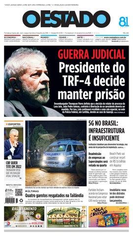 Segunda-feira (09 07 2018) by Jornal O Estado (Ceará) - issuu 38a766dd1a