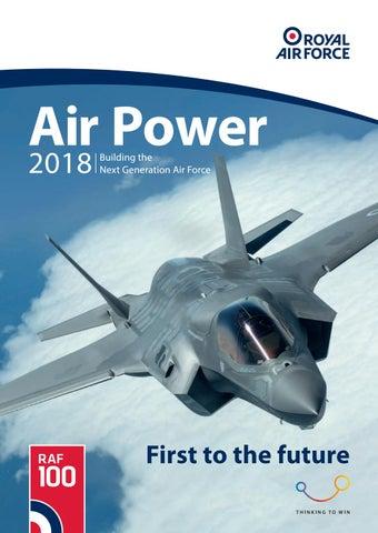 RAF Air Power 2018 by Global Media Partners - issuu