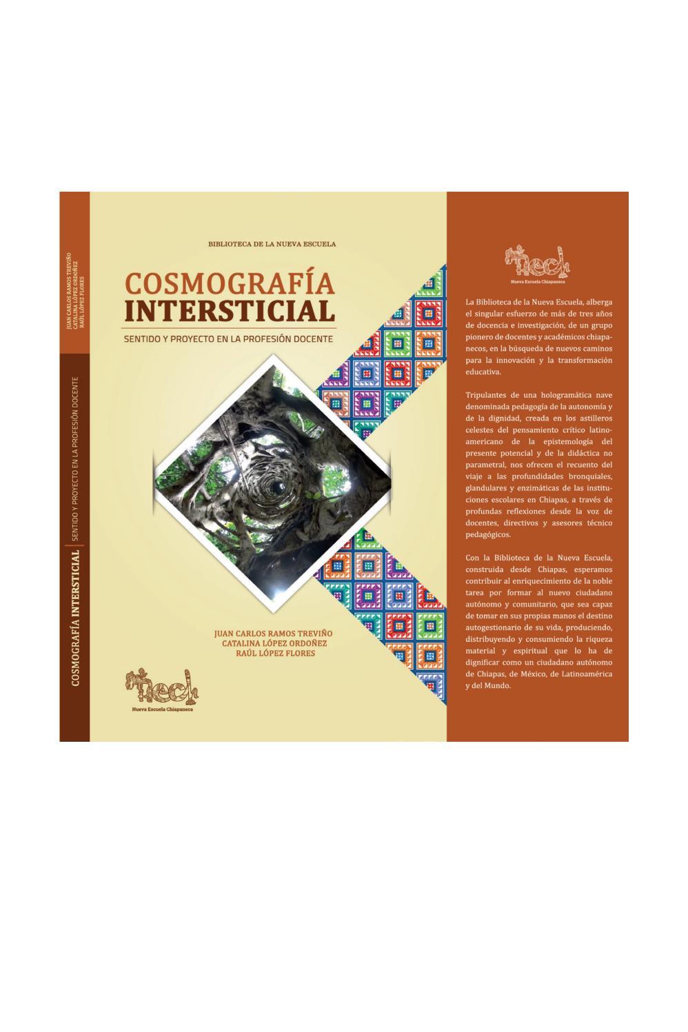 8b144d5c5 NECH - Cosmografía Intersticial (Libro 2) by Samuel Sabino - issuu