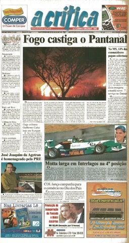 548cbddead Jornal A Crítica - Edição 1038- 22 07 2001 by JORNAL A CRITICA - issuu