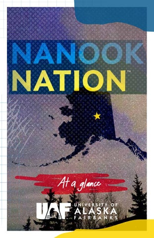 UAF 2018 Search Piece by University of Alaska Fairbanks - issuu