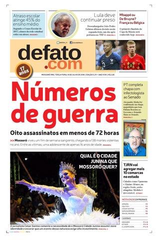 fd166baafc12a Jornal de Fato by Jornal de Fato - issuu
