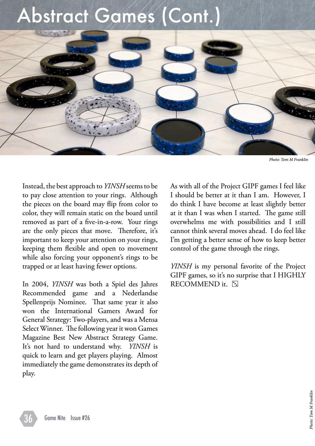 Game Nite Magazine Issue 26 by Game Nite Magazine - issuu