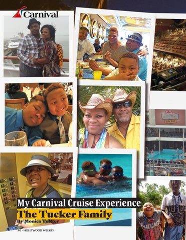 Page 46 of My Carnival Cruise Vacation