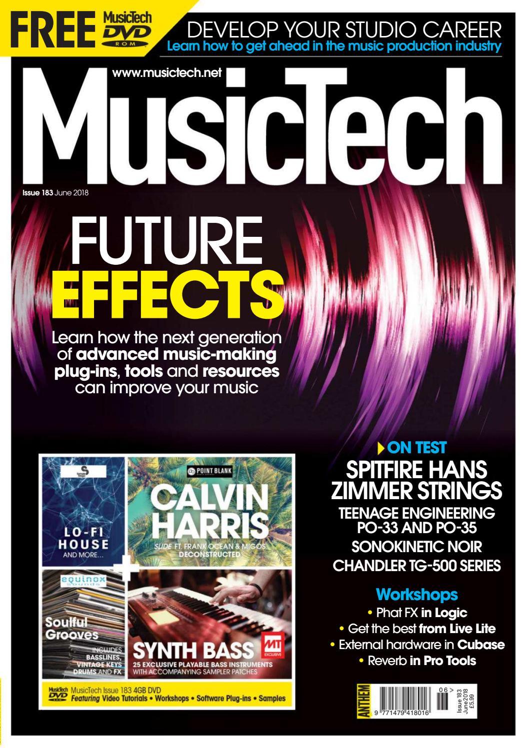 musictech future efects by nước cốt nhàu - issuu