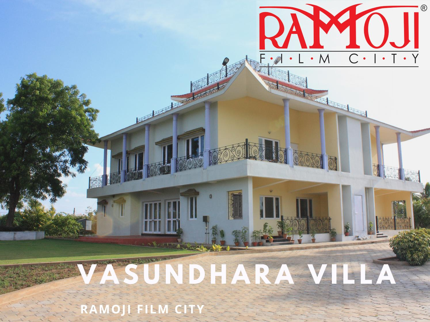 Vasundhara Villa At Ramoji Film City By Sandeepch408 Issuu
