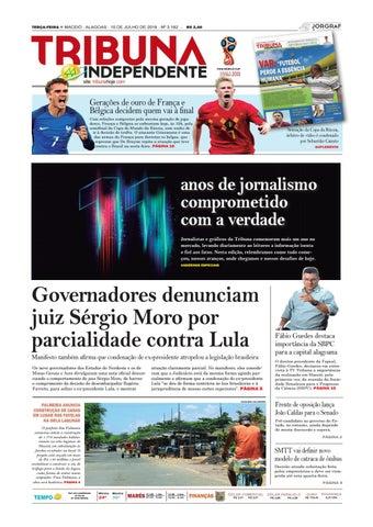 Edição número 3182 - 10 de julho de 2018 by Tribuna Hoje - issuu 2c62b42cedfab