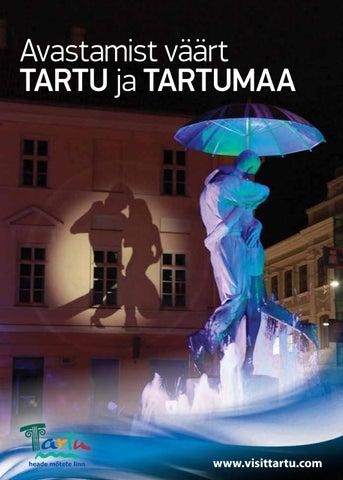 bf8306a2027 Avastamist väärt TARTU ja TARTUMAA 2018 by Visit Tartu - issuu