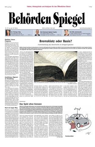 Behörden Spiegel Juli 2018 by propress - issuu