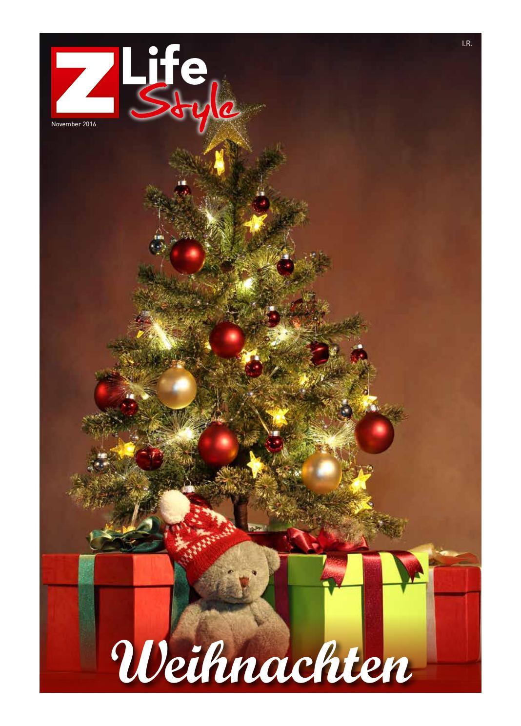 Zett Lifestyle - Weihnachten by suedtirolonline - issuu