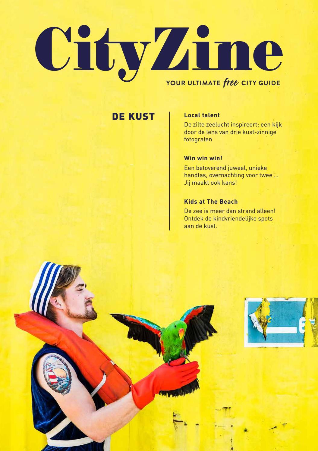 0ac0a1a9fcbbcb CityZine De Kust 2018-2019 by CityZine - issuu