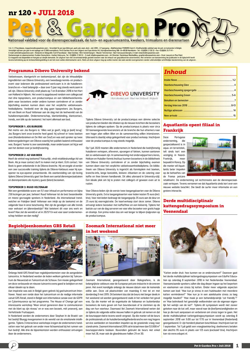 Pet & Garden Pro 120 NL by Invent Media - issuu