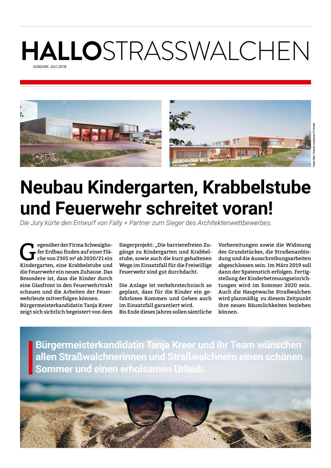Kindergarten Funkelstein - Marktgemeinde Strasswalchen
