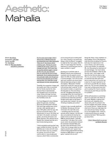 Page 54 of Aesthetic: Mahalia