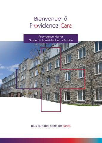 Résident CareManor Famille La Guide De Providence Et IYE29WDH