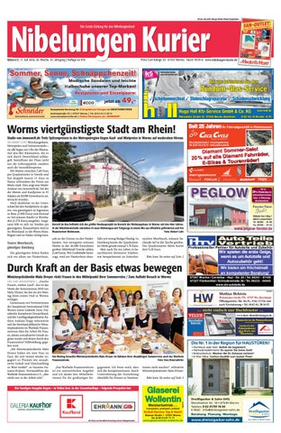 Mittwoch, 11. Juli 2018, 28. Woche by Nibelungen Kurier issuu