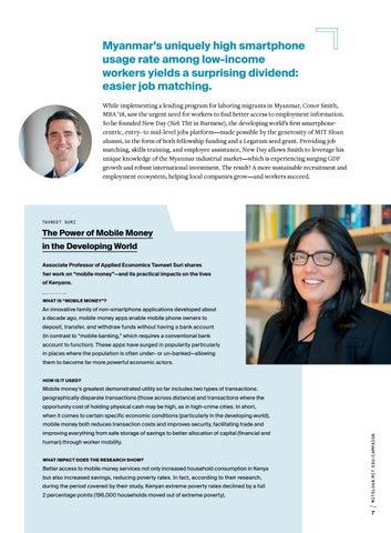 MIT Sloan Campaign Publication Summer 2018 by MITSloanAlumni