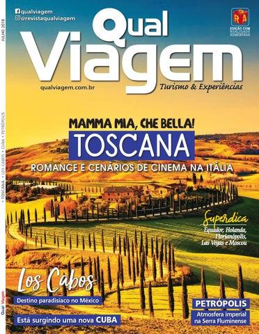 58b00253b Revista Qual Viagem Edição 56 - Julho 2018 by Editora Qual - issuu