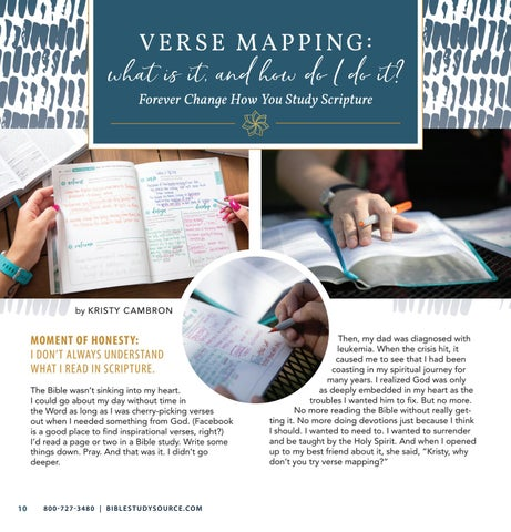 Page 10 of Verse Mapping