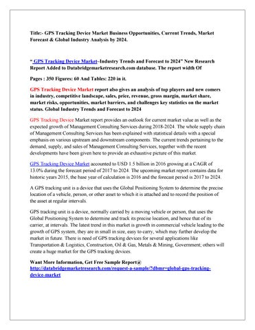 research papers on gps pdf