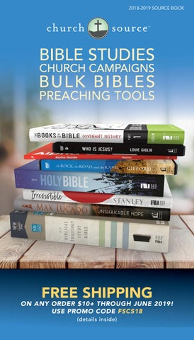 2018-2019 Source Book by ChurchSource