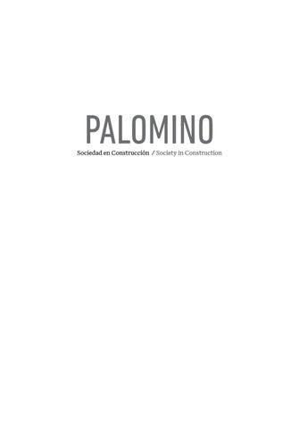 b07bfe5963cf Palomino Sociedad en Construcción by Oficina informal - issuu