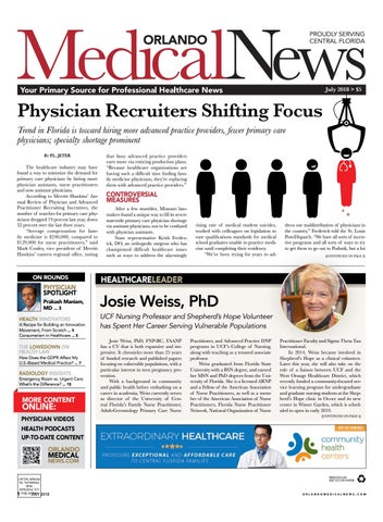 Orlando Medical News July 2018