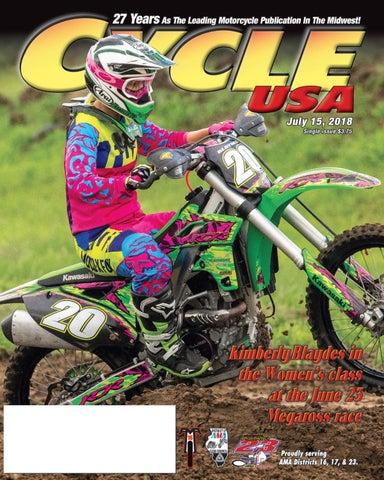 Cycle USA July 2018 by Cycle USA issuu