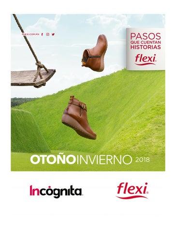 dfd26482 CATÁLOGO FLEXI COLECIÓN OTOÑO INVIERNO 2018 by Incognita Mexico - issuu