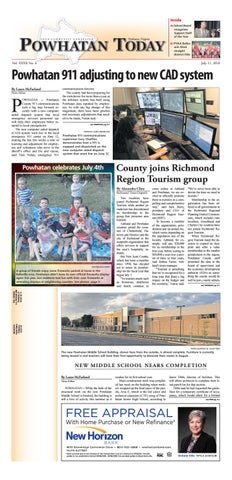 Powhatan Today – 07/11/2018 by Powhatan Today - issuu