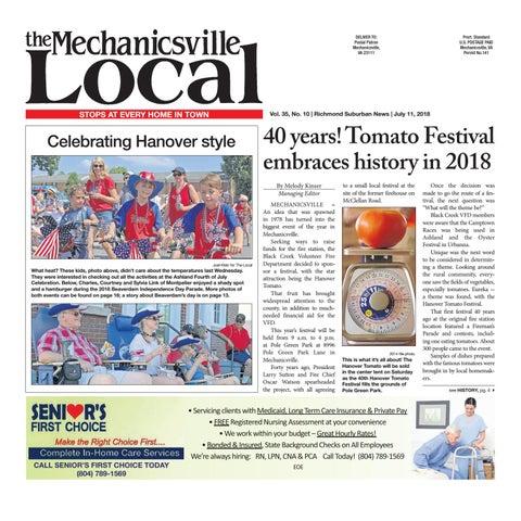 The Mechanicsville Local – 07 11 18 by The Mechanicsville Local - issuu d4584a6b5cc8f