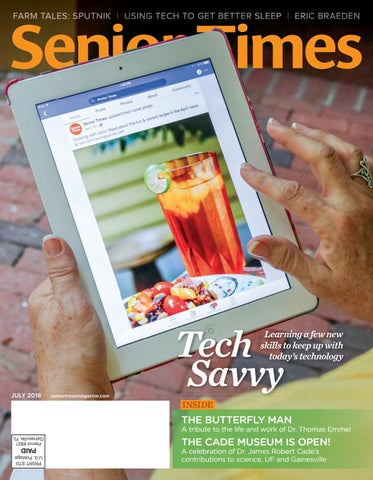 July 2018 by senior times issuu page 1 fandeluxe Gallery
